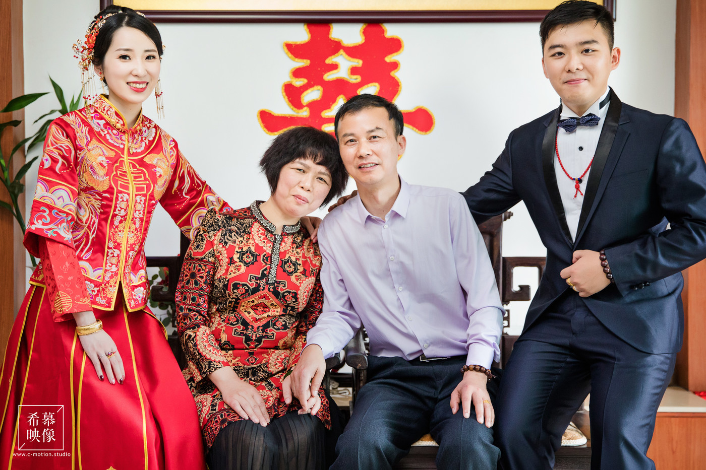 Cong&LiLi's Wedding43