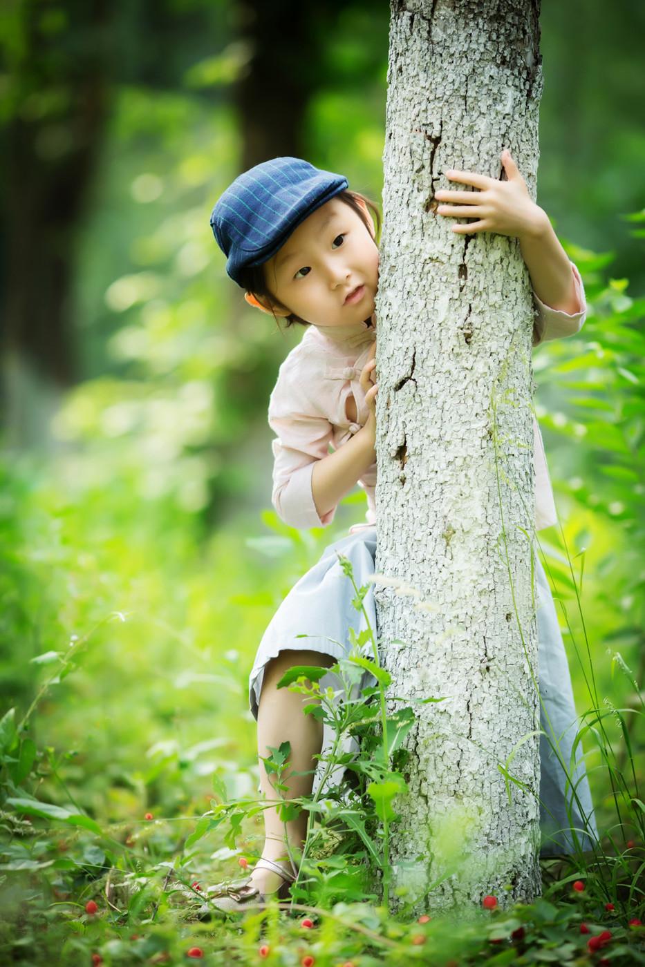 盛夏时节-带孩子们拍起来10