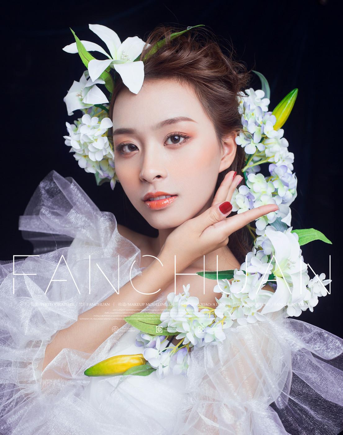 FANCHUAN STUDIO【美妆摄影】8