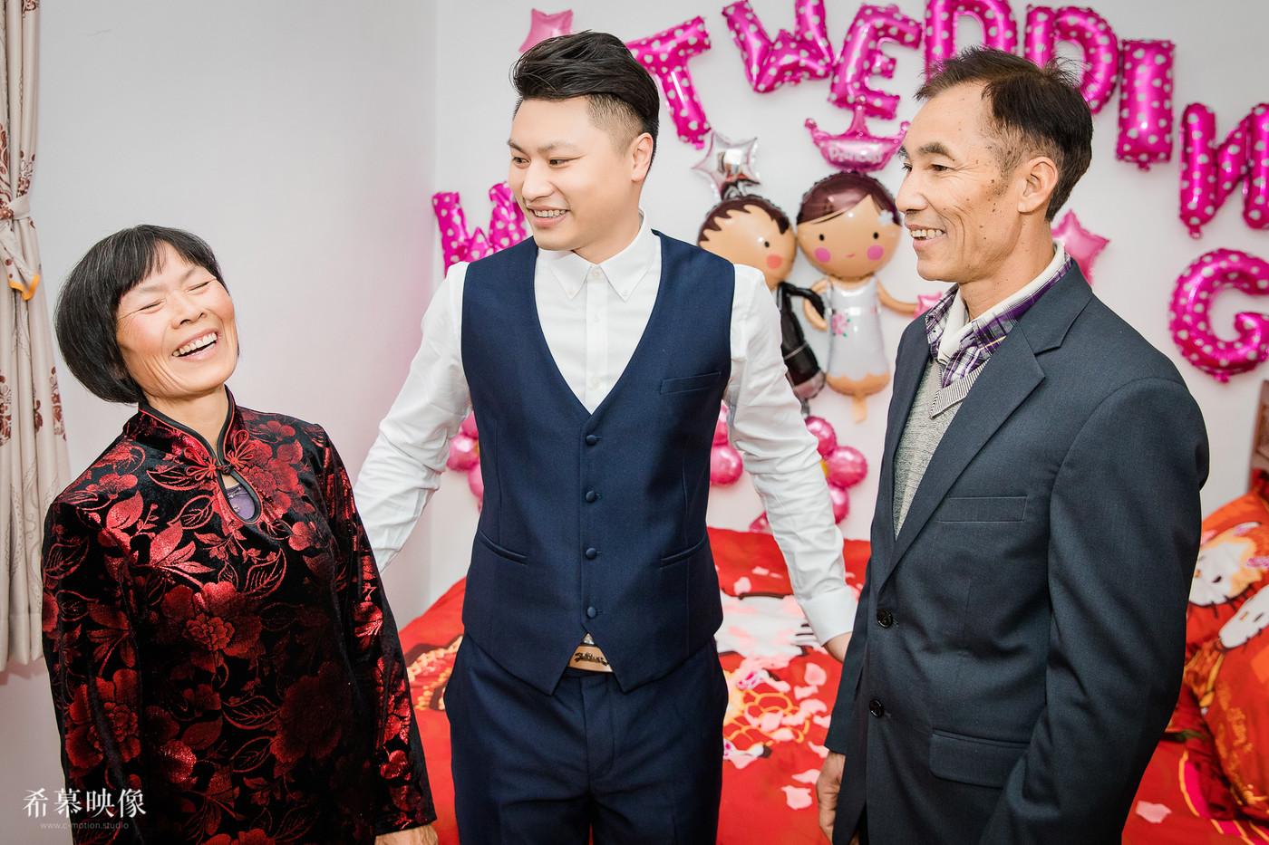 ZH&WX's Wedding Day23