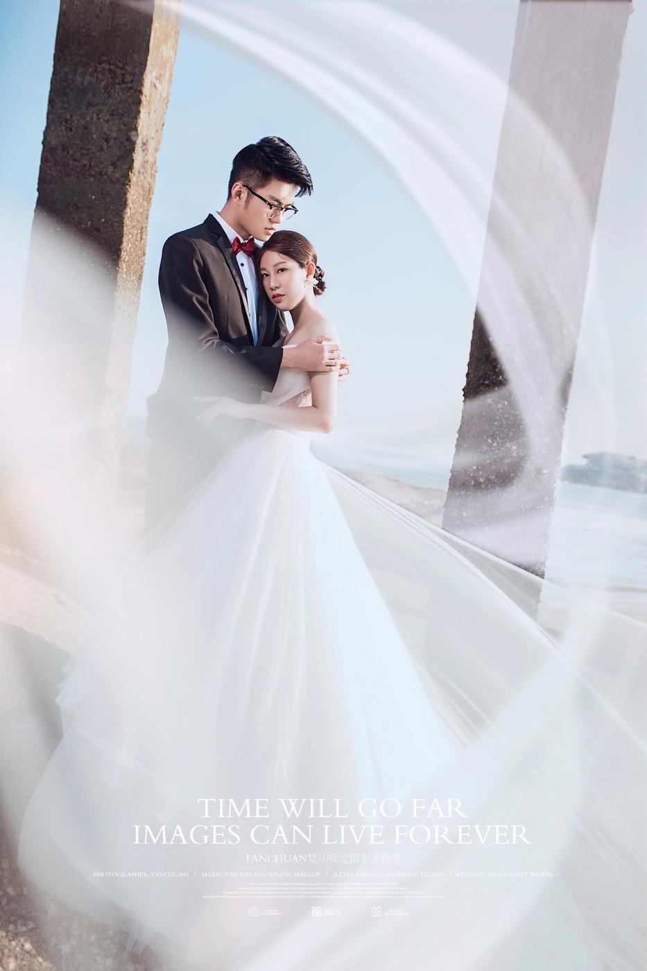 美得极致【婚纱摄影】15