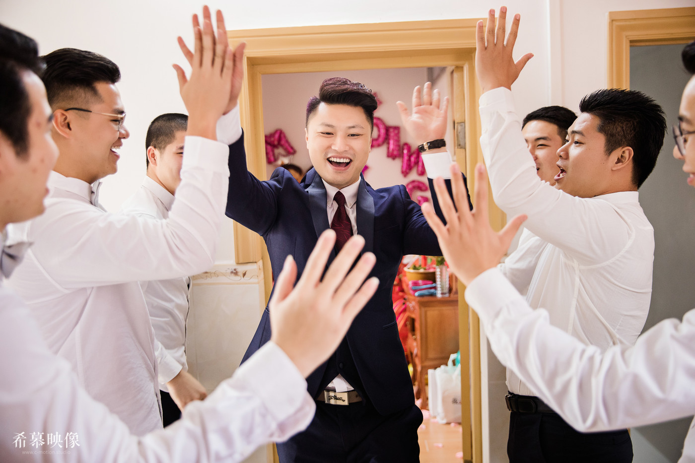 ZH&WX's Wedding Day26