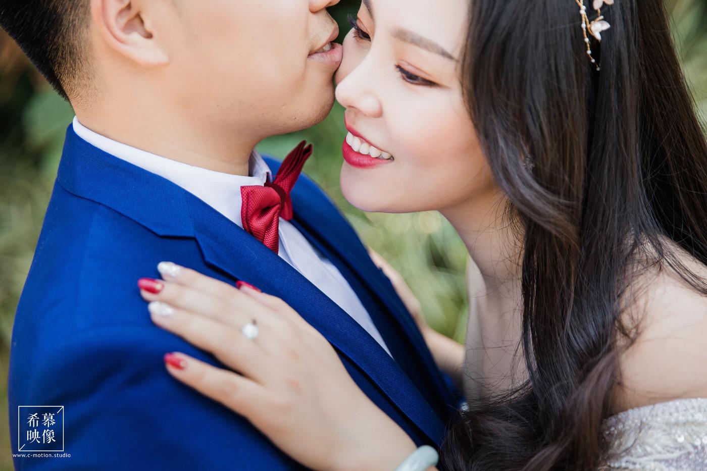 HY&Leo's Wedding day38