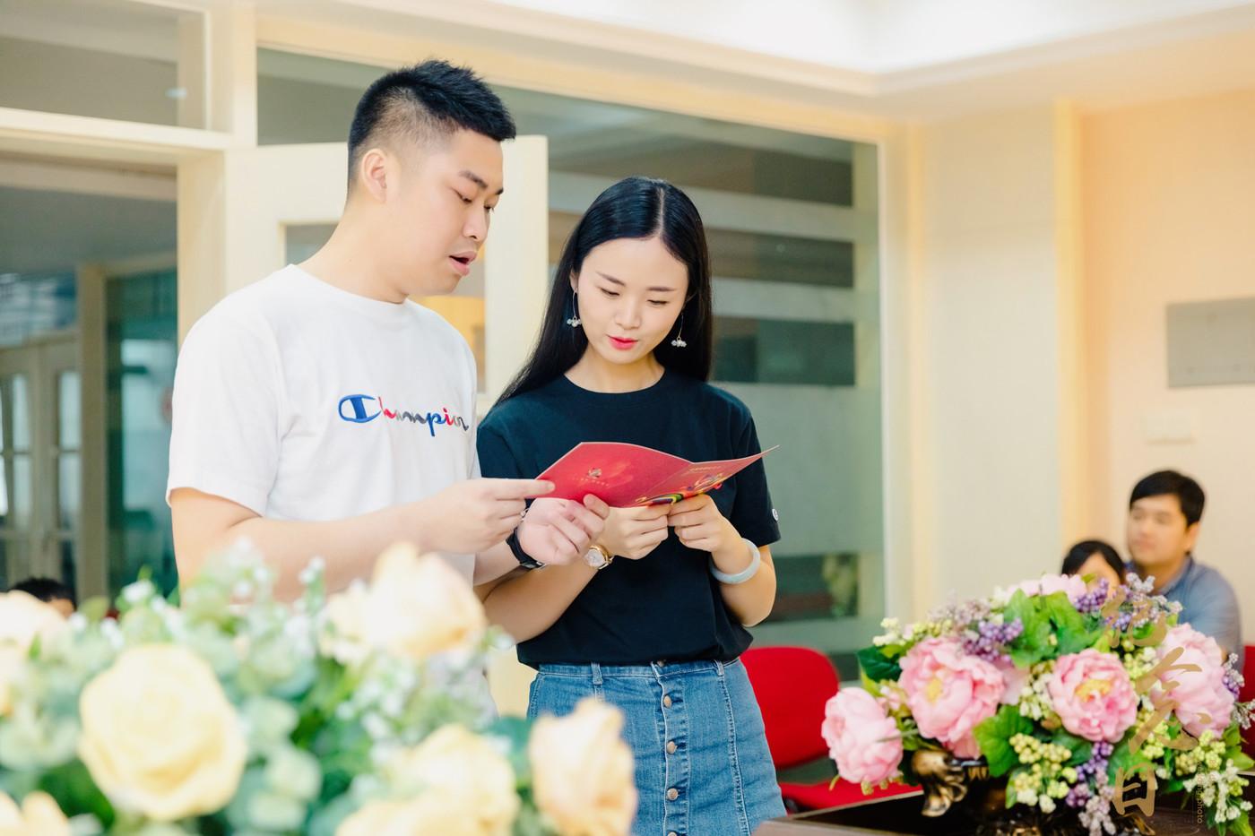 登记跟拍 | 润星&吴菁22