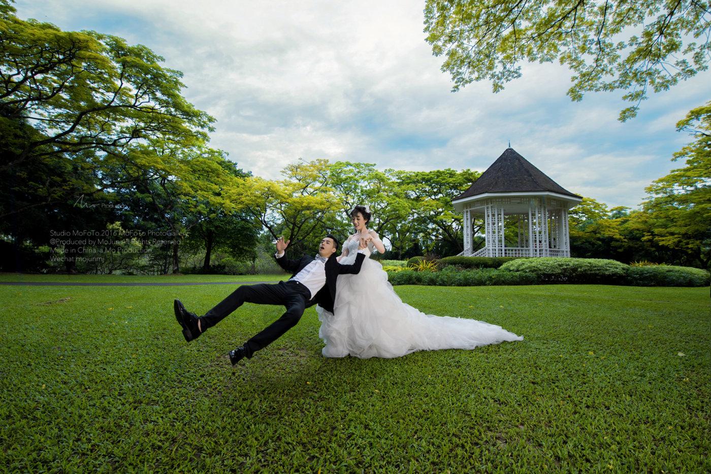 MoFoTo新加坡婚纱1