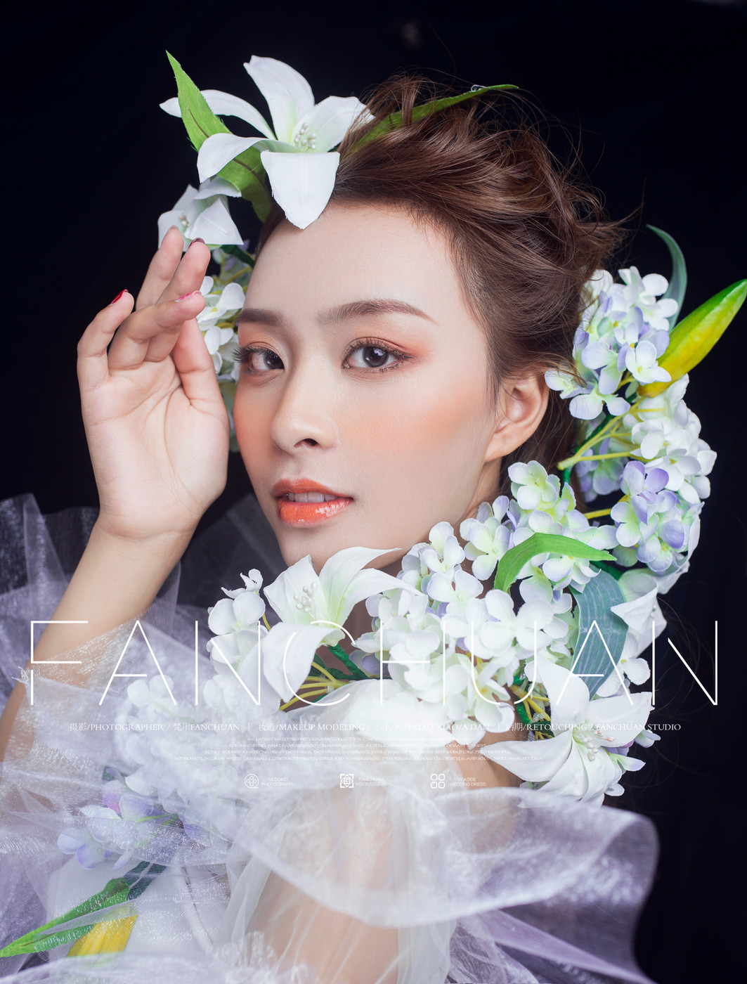 FANCHUAN STUDIO【美妆摄影】6