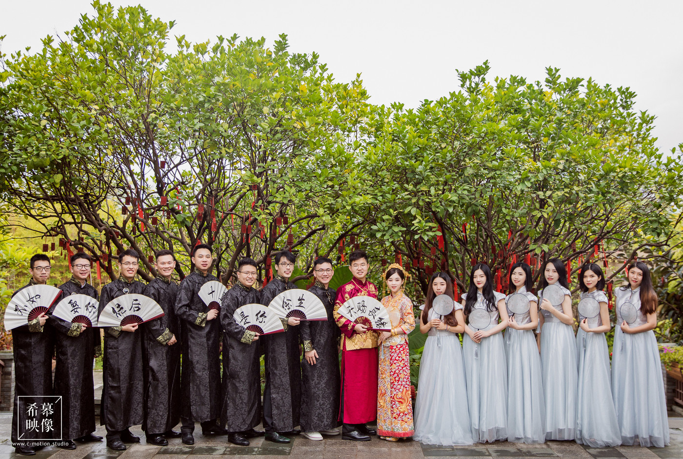 HT&CLY's Wedding day18