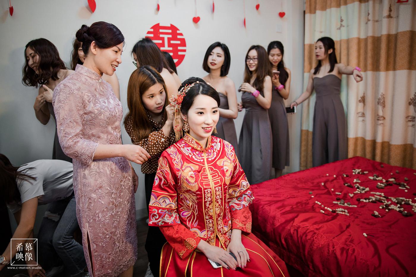 Cong&LiLi's Wedding9