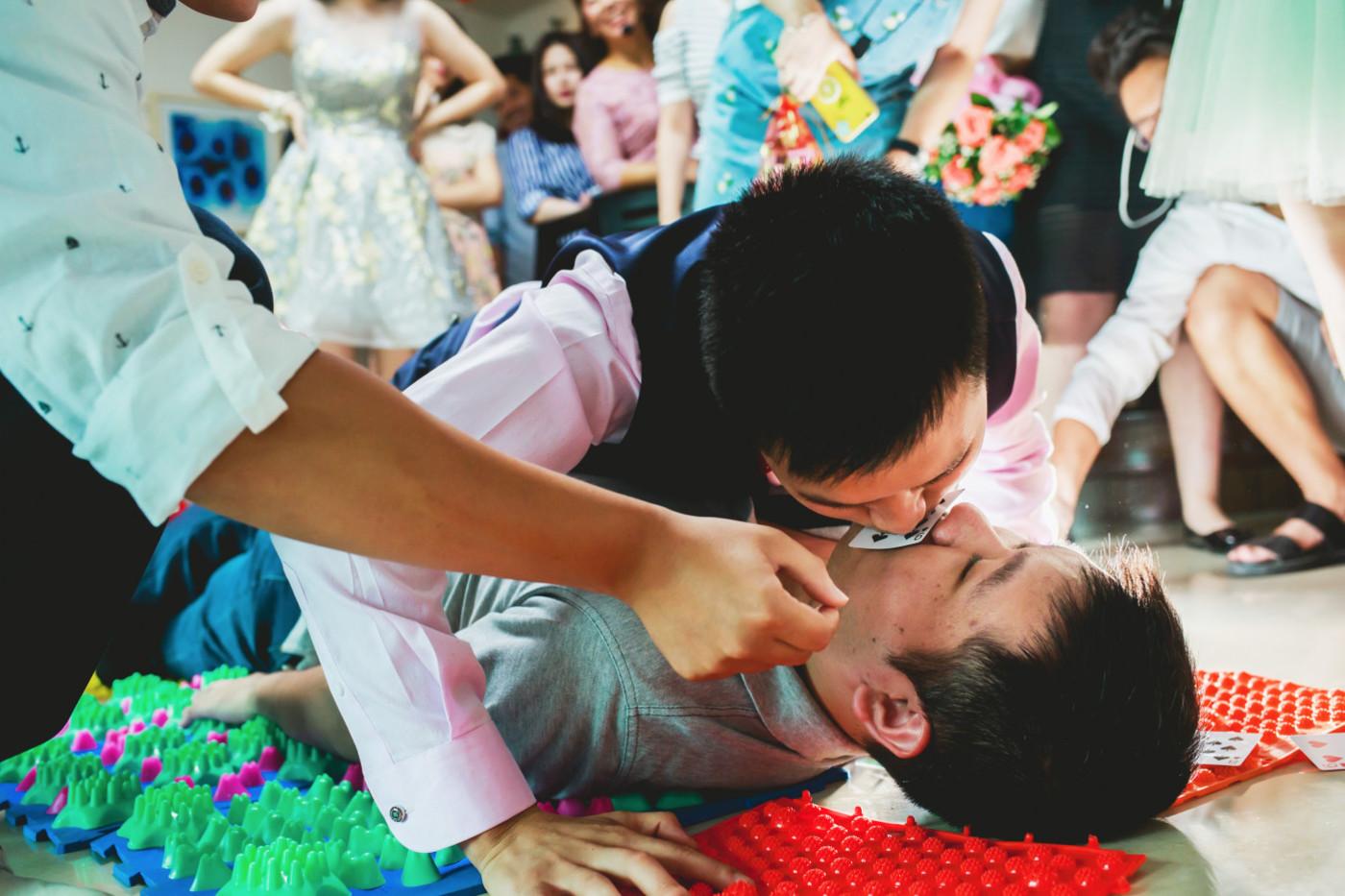 Li + Huang Wedding Day17