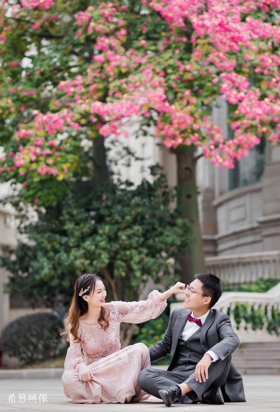 SY&YY's Wedding day29