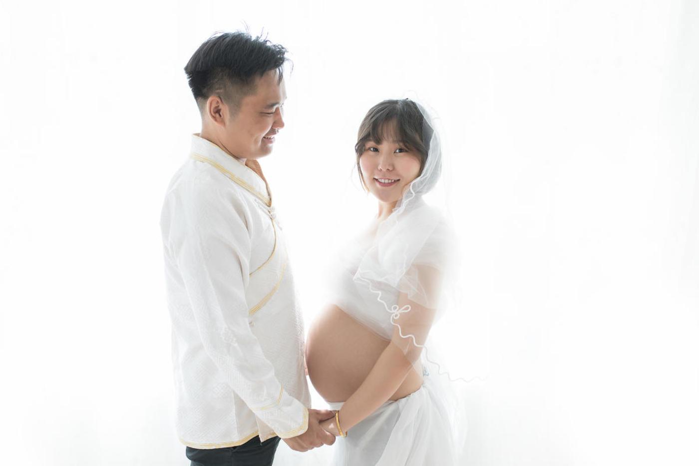 生动一刻|孕照客片欣赏6