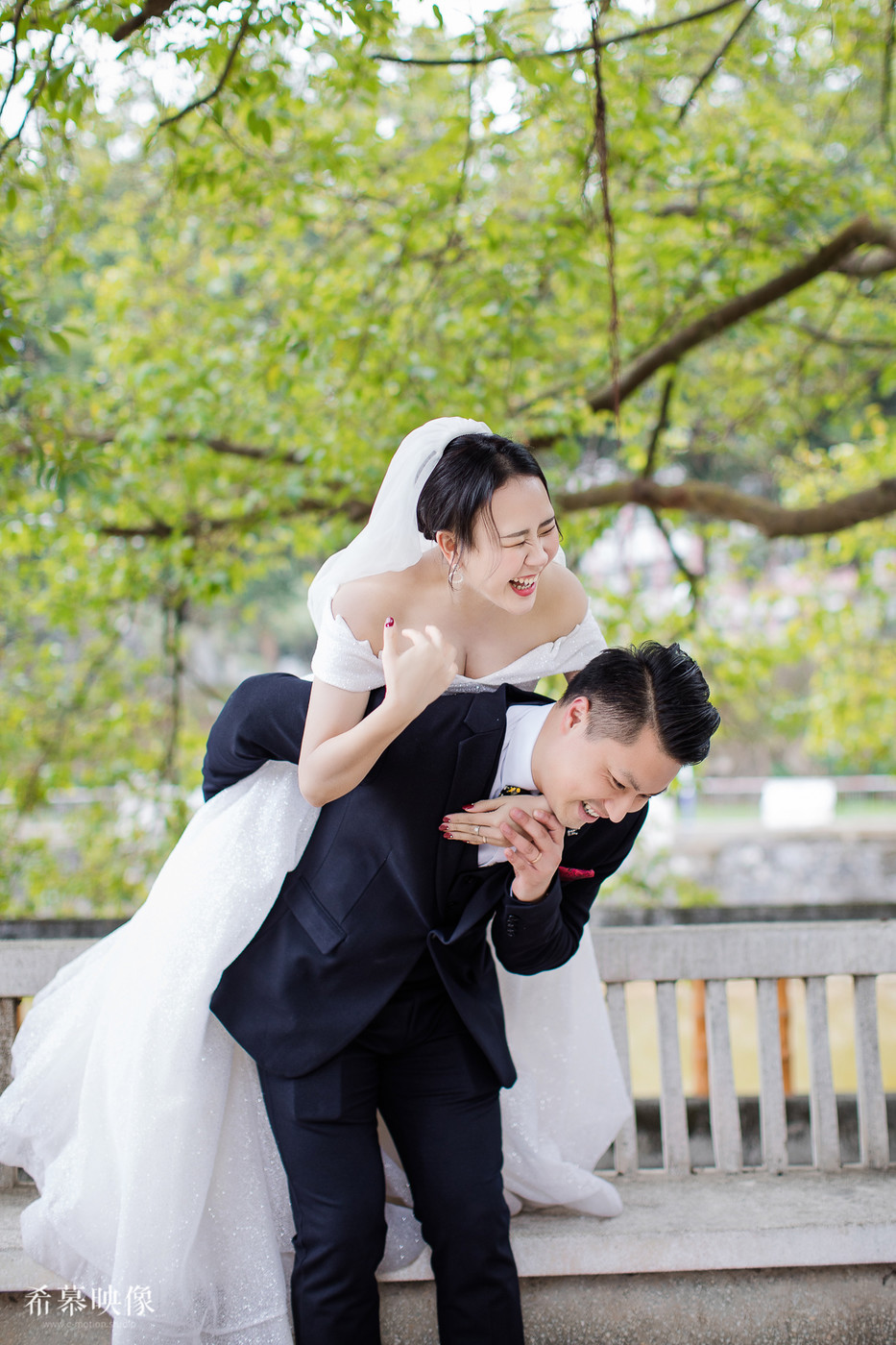 ZH&WX's Wedding Day73