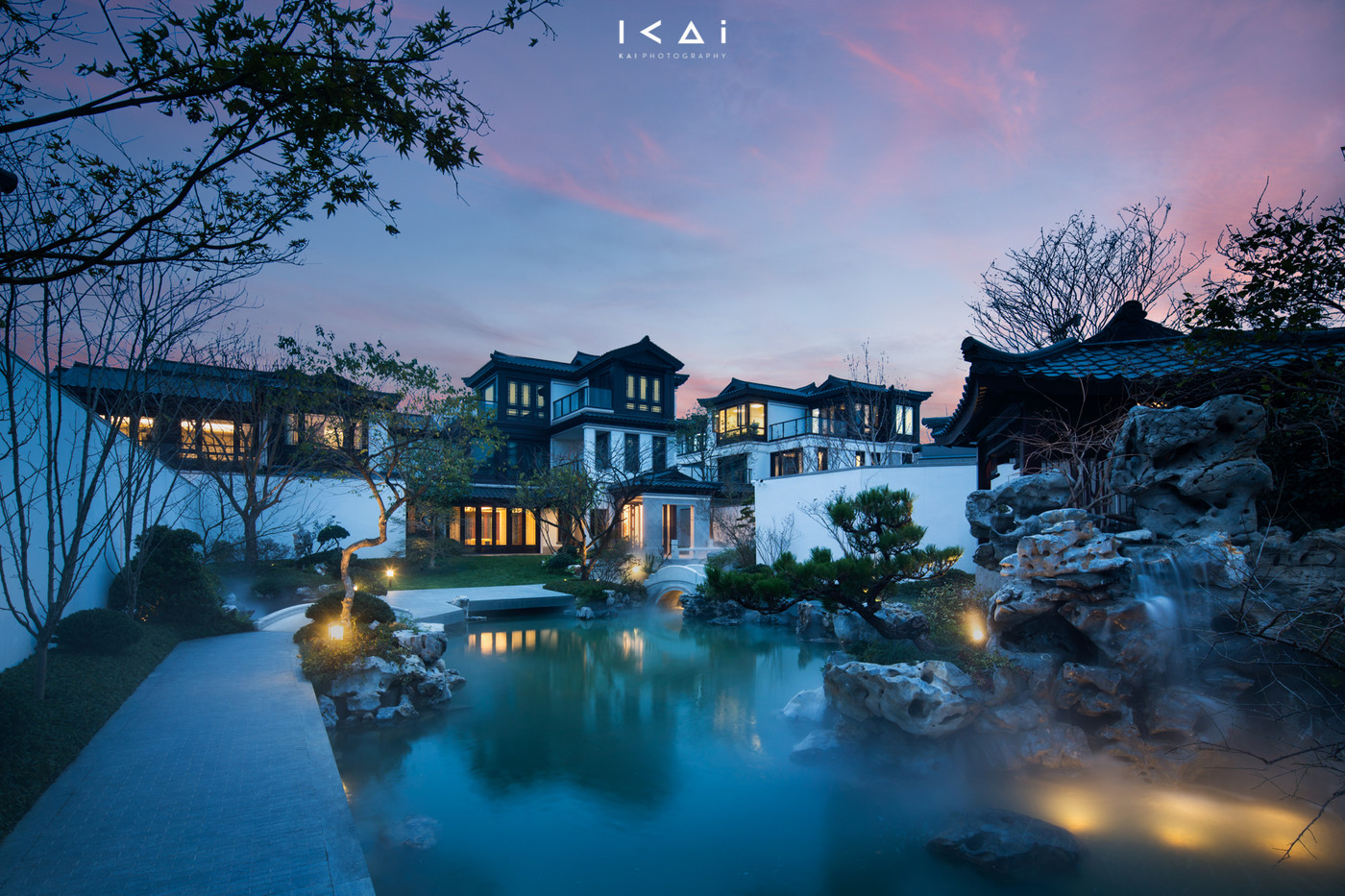 「KAI 建筑空间」融创宜和园2