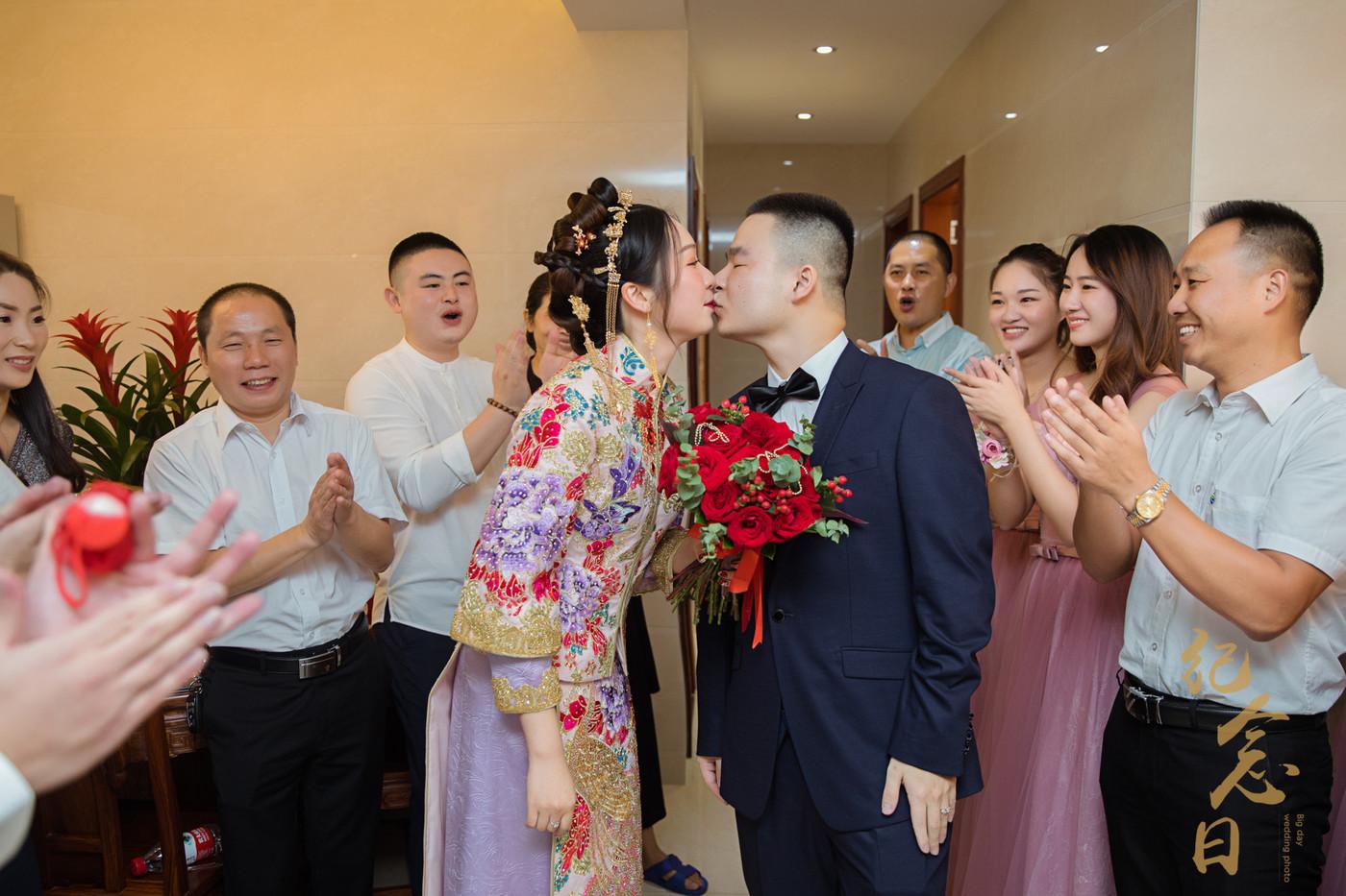婚礼跟拍 金荣&燕妮34
