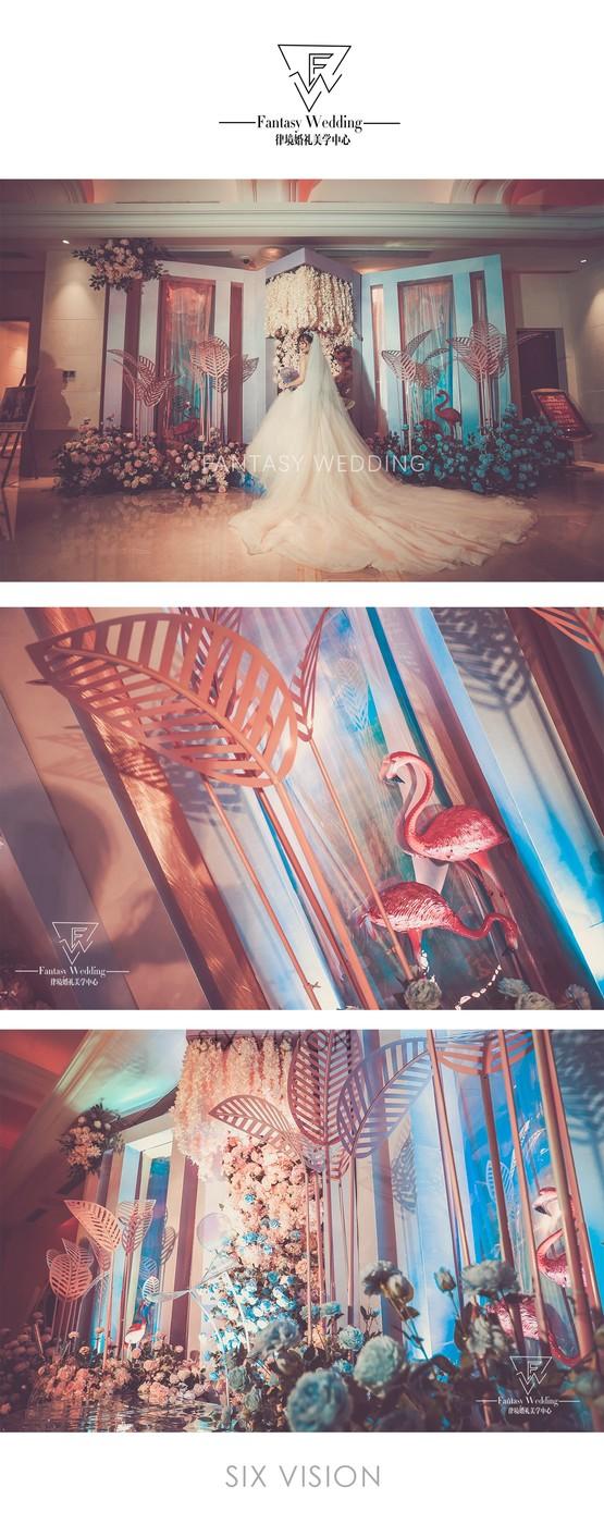 「Fantasy Wedding」&白金汉爵4
