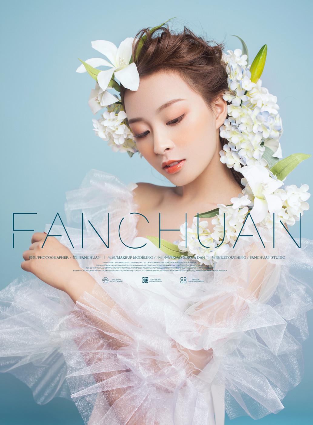 FANCHUAN STUDIO【美妆摄影】5