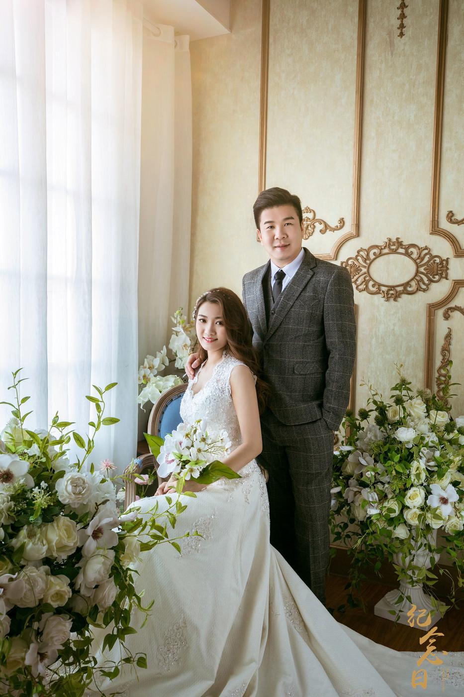 婚纱 | 康记&少媚1