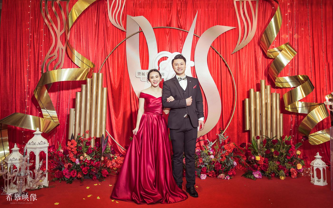ZH&WX's Wedding Day93