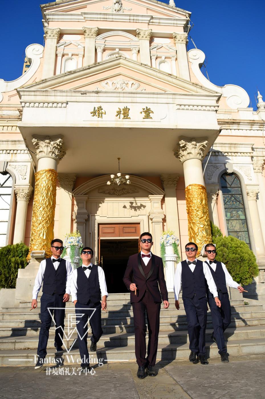 「律境婚礼」 胡萝卜& 方莱婚礼6