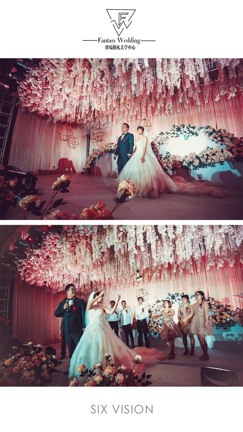 「Fantasy Wedding」&白金汉爵0