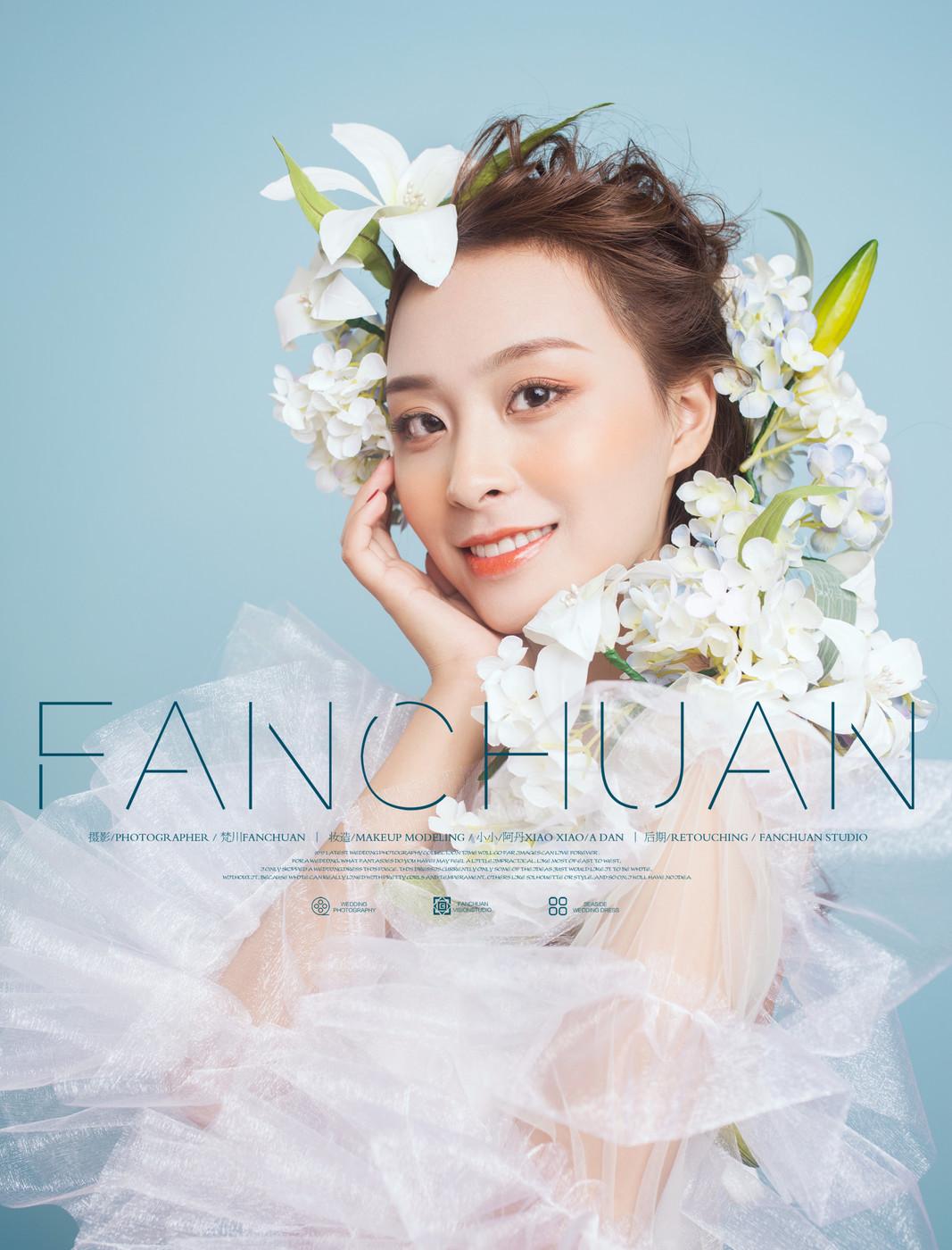 FANCHUAN STUDIO【美妆摄影】0