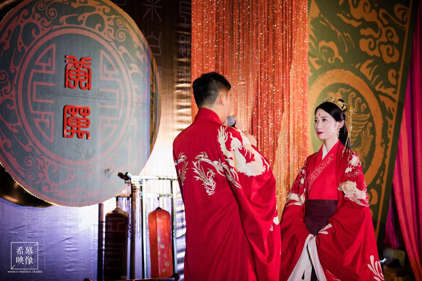 Cong&LiLi's Wedding80