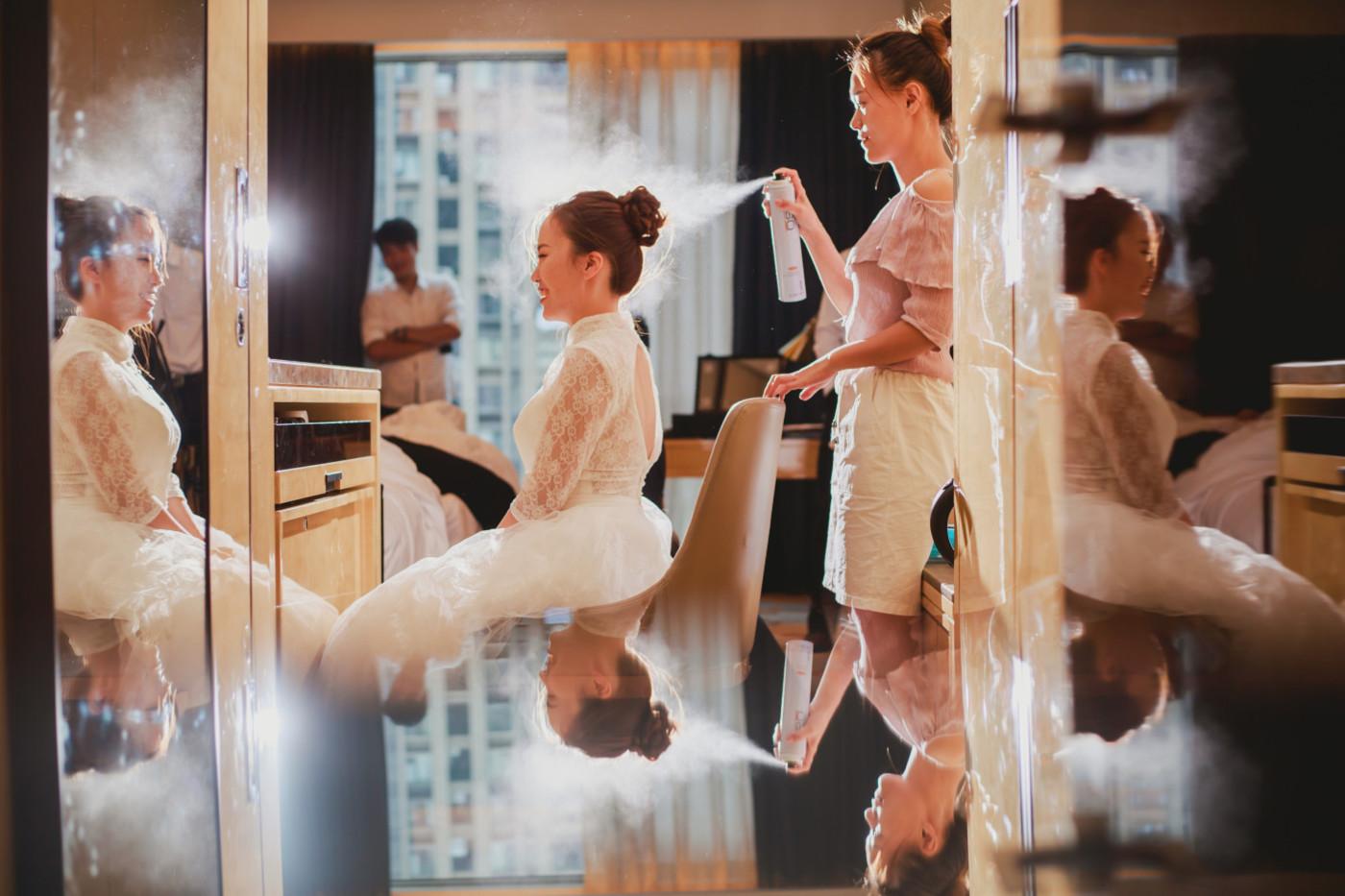 Li + Huang Wedding Day6