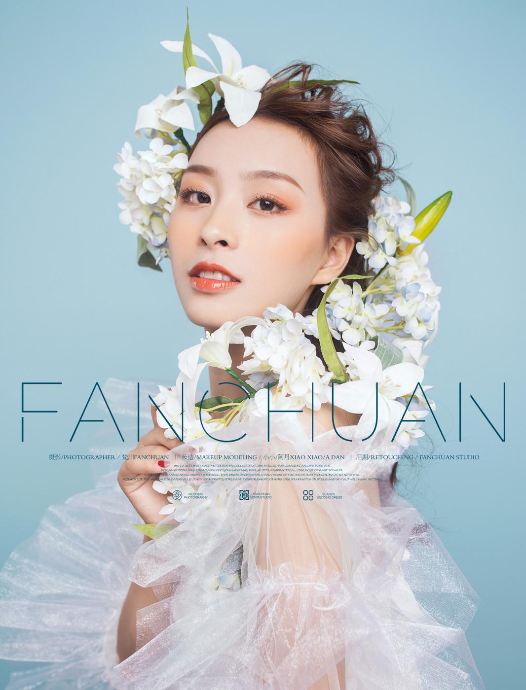 FANCHUAN STUDIO【美妆摄影】1