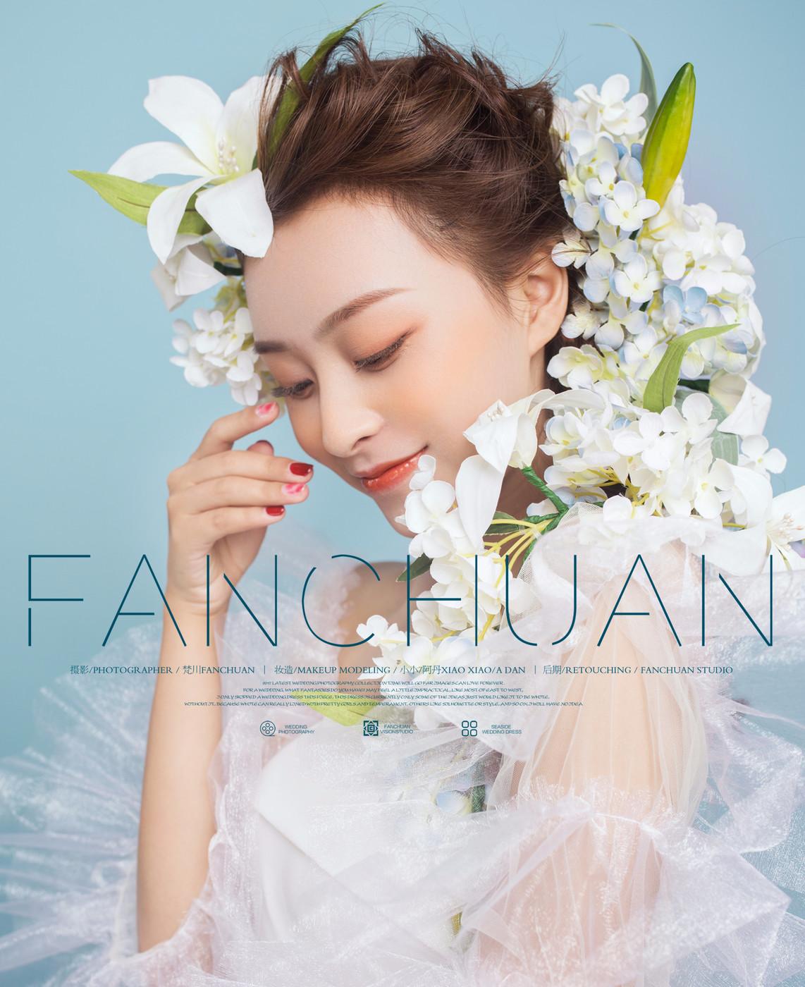 FANCHUAN STUDIO【美妆摄影】7