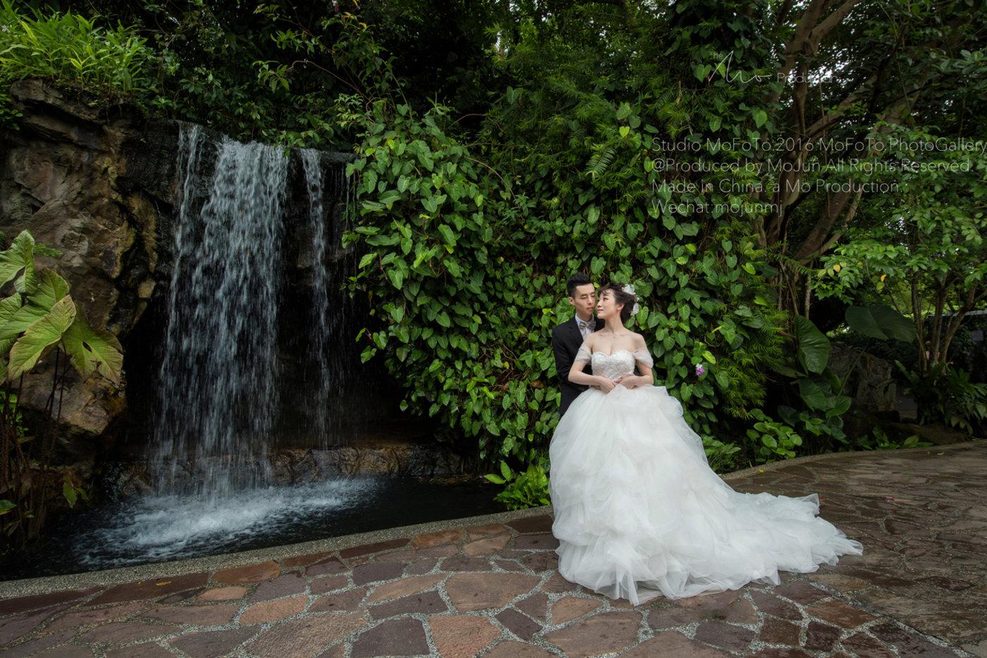 MoFoTo新加坡婚纱6