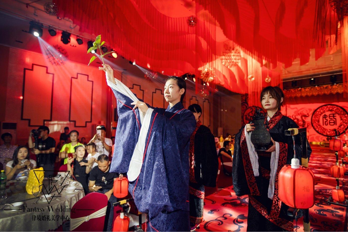 「Fantasy Wedding」&汉式婚礼11