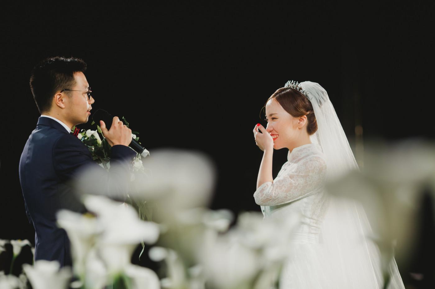 Li + Huang Wedding Day34