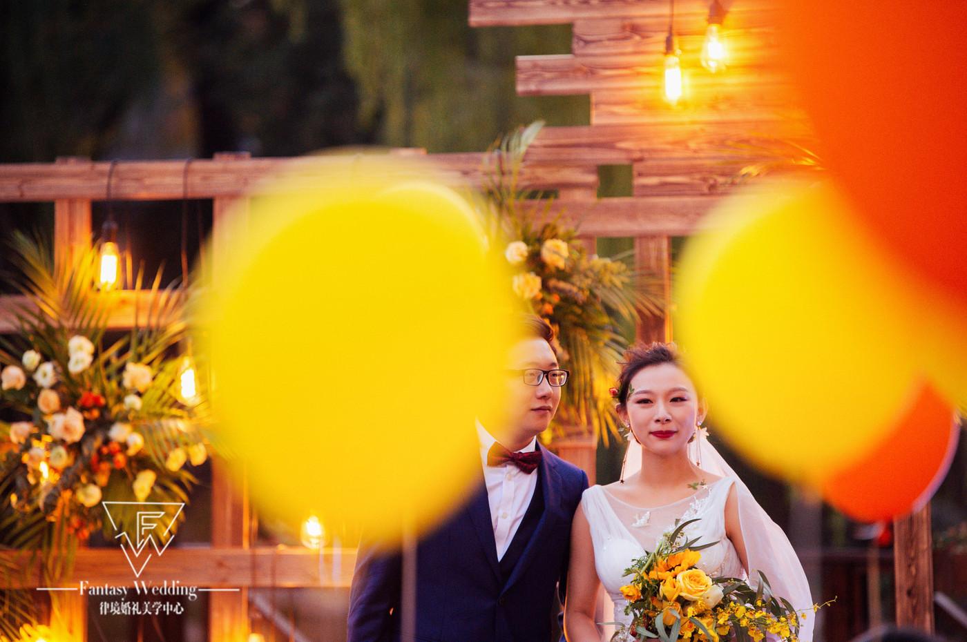 「律境婚礼」 格格^栈桥户外22