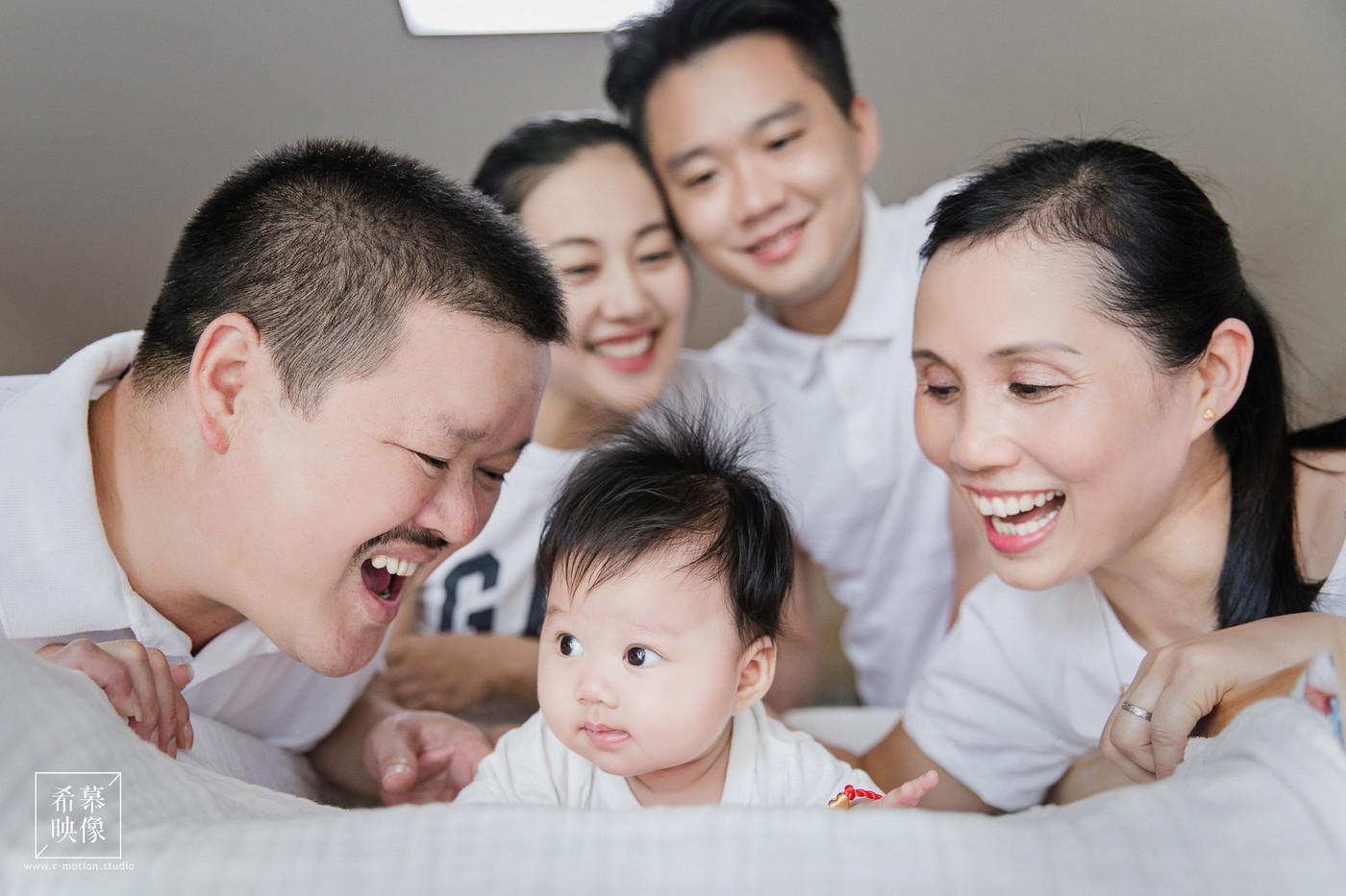 YY baby family day13