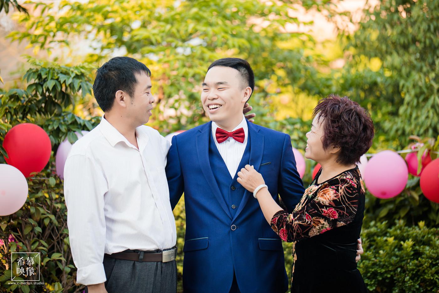 HY&Leo's Wedding day16