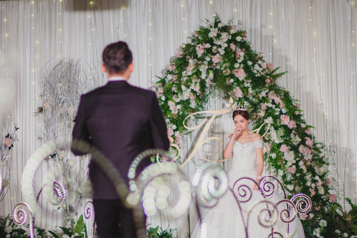 Jin + Hong Wedding23