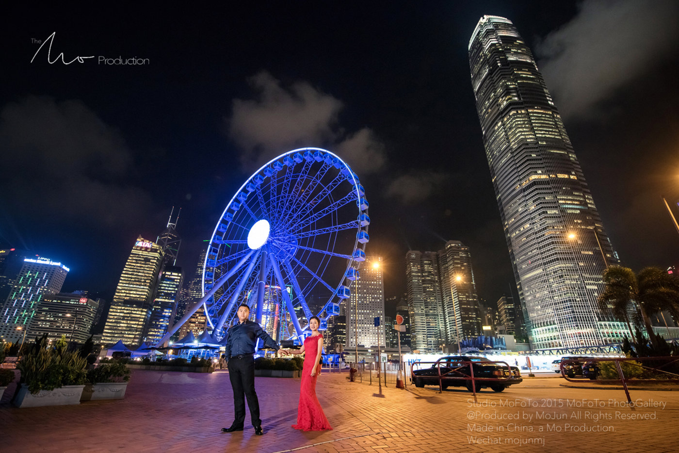 MoFoTo 香港旅拍1