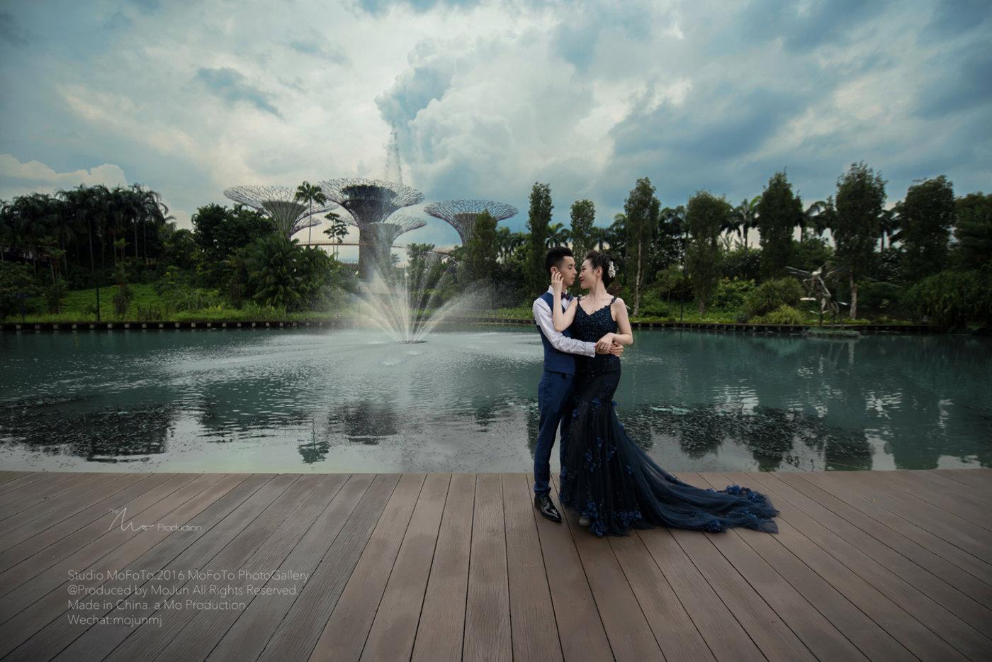 MoFoTo新加坡婚纱7