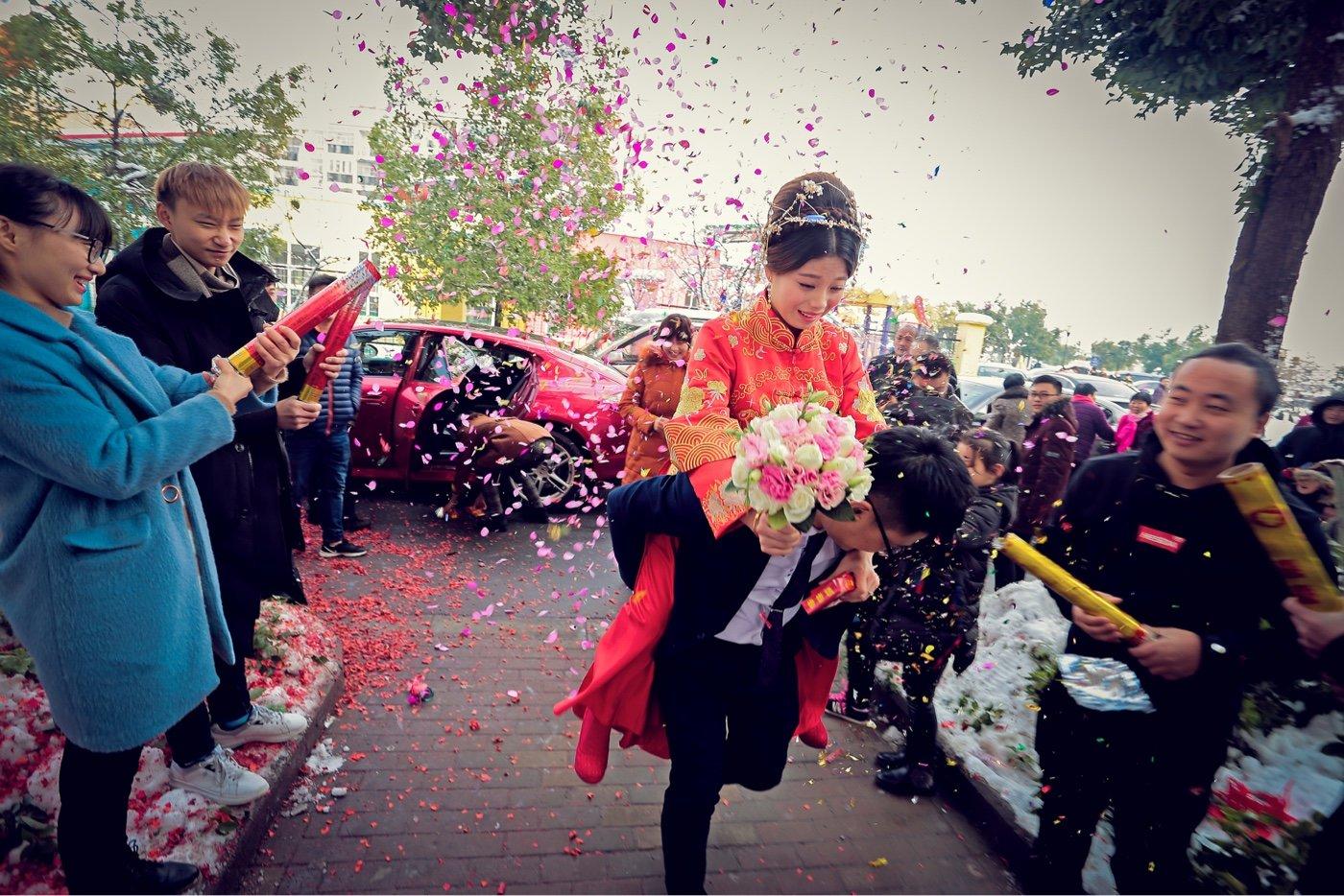 「Fantasy Wedding」&滨湖世纪金源酒店8