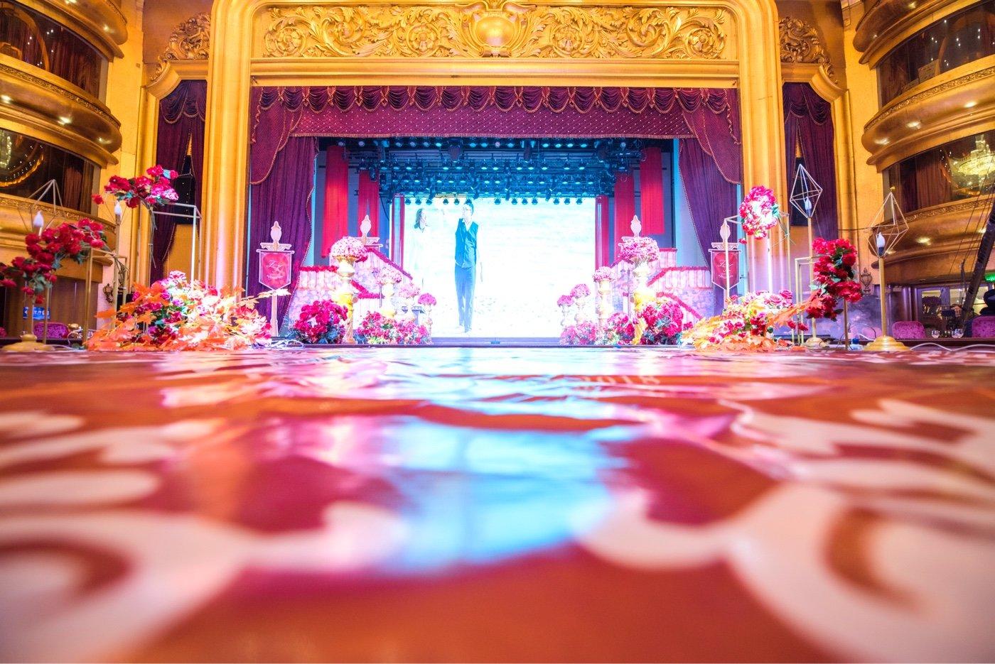 「Fantasy Wedding」&娃哈哈酒店 爱很久6