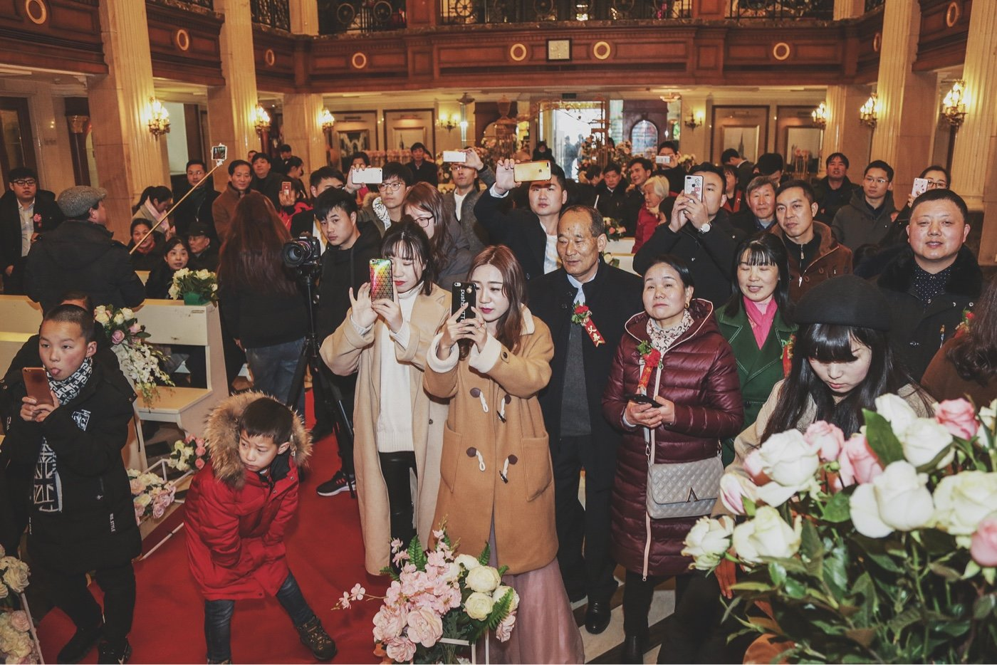 「Fantasy Wedding」&明珠教堂⛪6