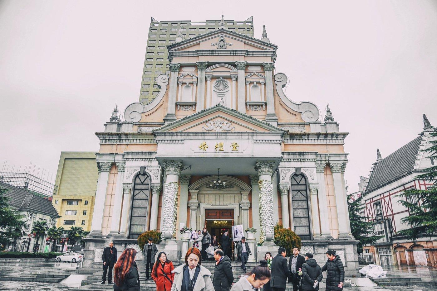 「Fantasy Wedding」&明珠教堂⛪1