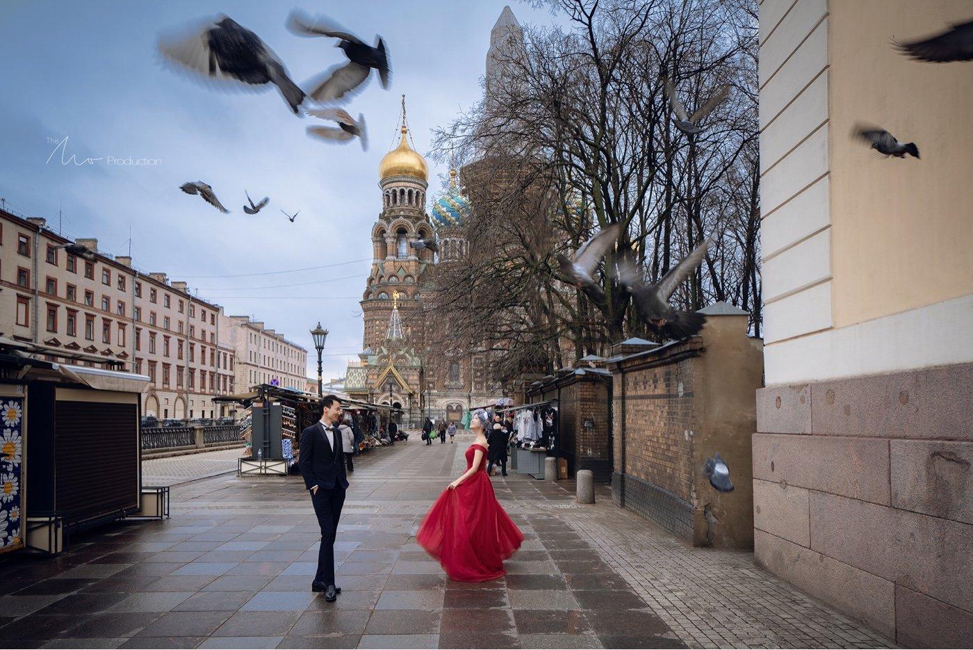 MoFoTo | 婚纱旅拍  圣彼得堡8