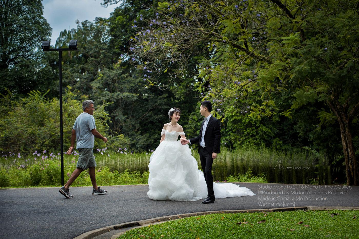 MoFoTo新加坡婚纱9