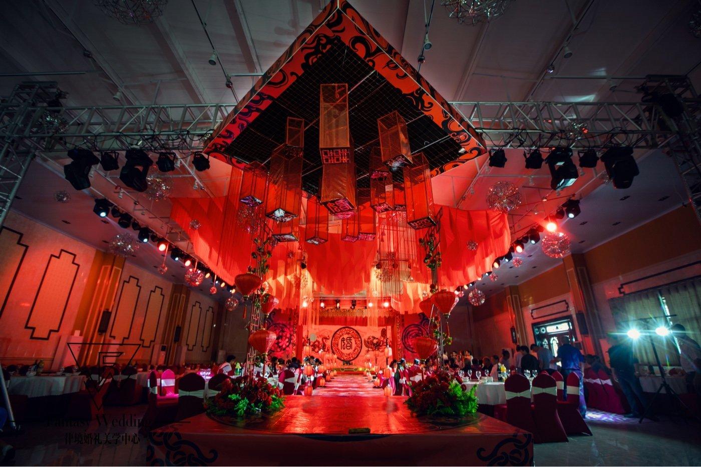 「Fantasy Wedding」&汉式婚礼9