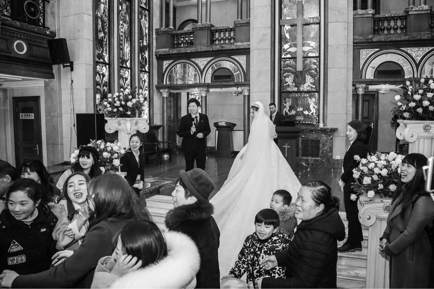 「Fantasy Wedding」&明珠教堂⛪3