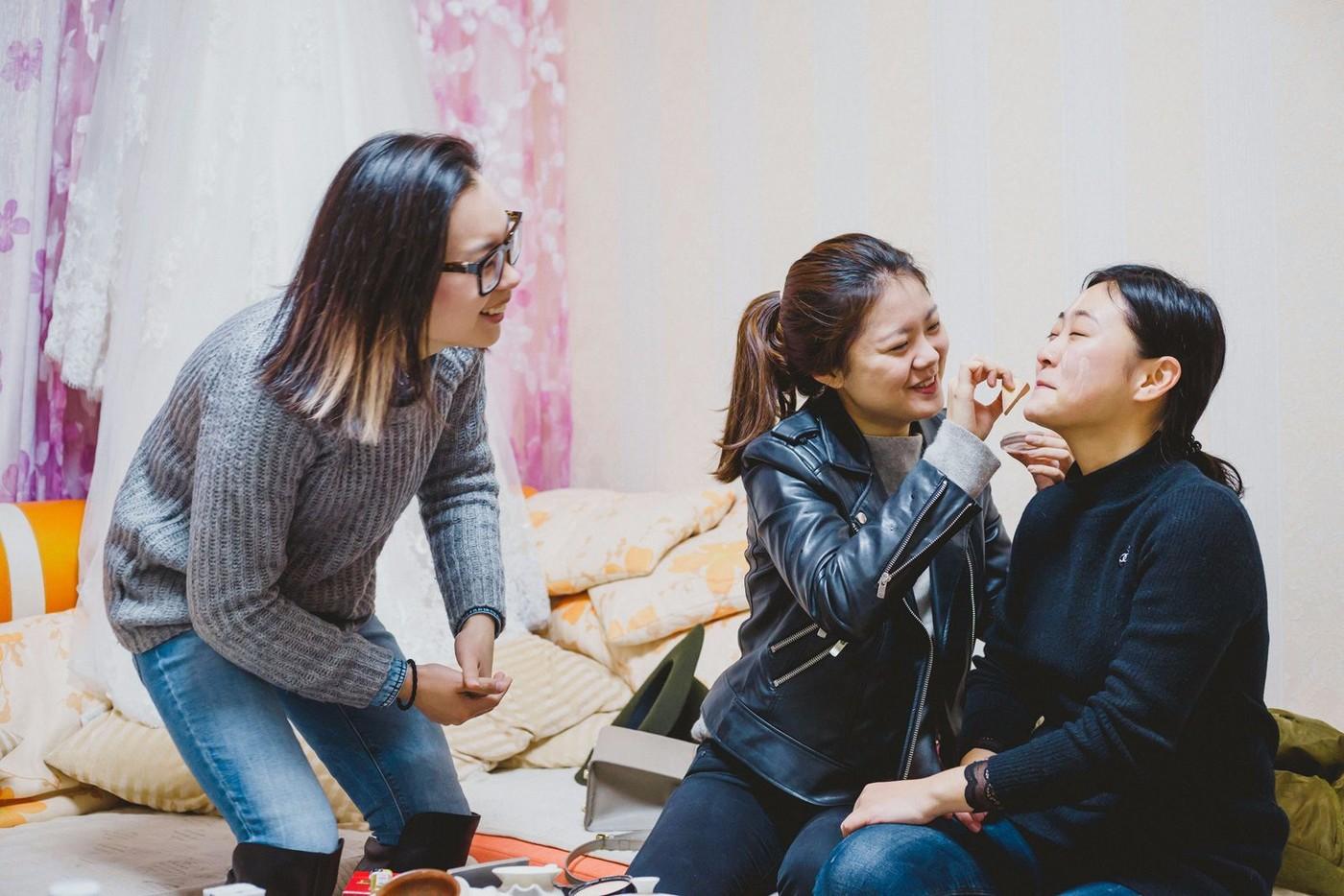 Wu+Yang married in Sanming3