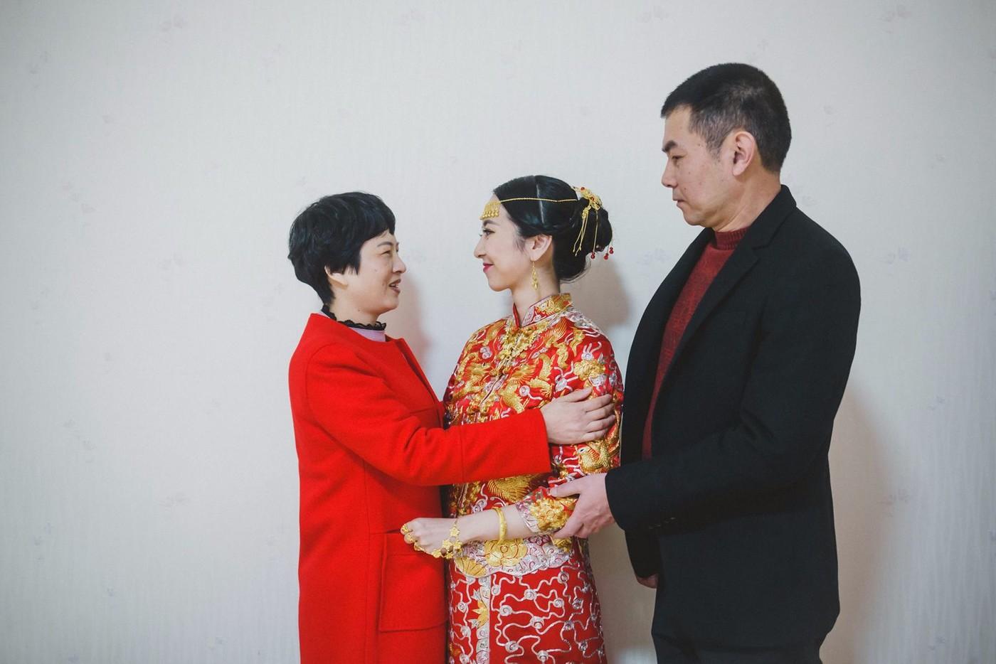 Wu+Yang married in Sanming4
