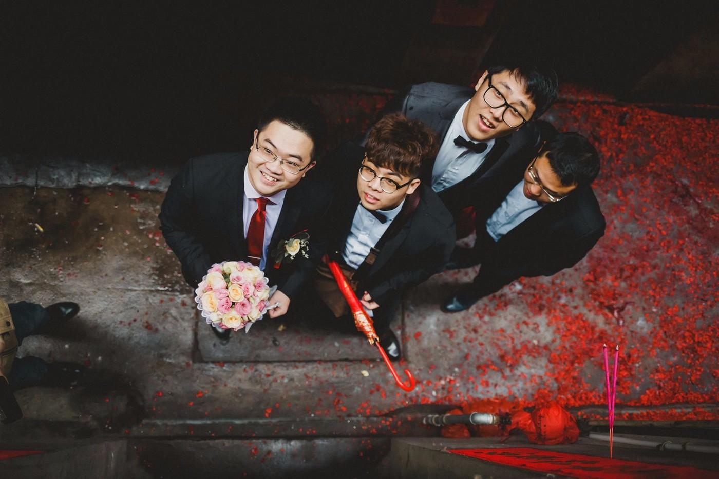 Wu+Yang married in Sanming9