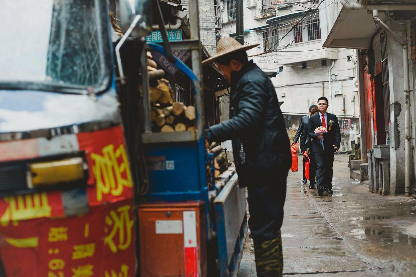 Wu+Yang married in Sanming16
